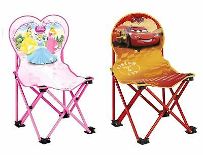 Disney Kinder Klappstuhl Kinderstuhl Princess, Cars Campingstuhl Stuhl Sessel