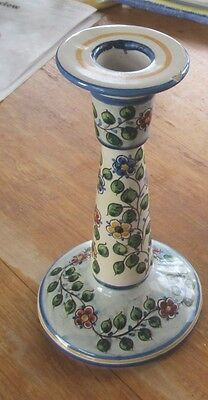 """VL Made in Portugal ~ Candle Holder  9"""" tall  (F)"""