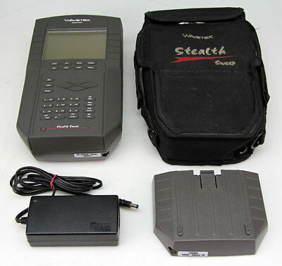 Wavetek 3SR DTAG System Sweep Receiver #7858