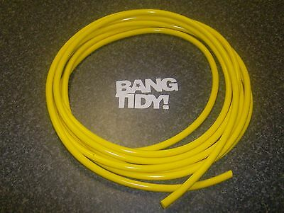 Generic Spin Ge Yellow 5-6 Mm Petrol Fuel Line Pipe Hose