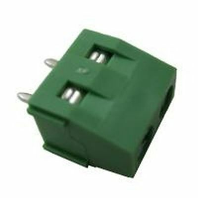 15A PCB Terminal Block (5.08mm) 2 Way (Pack of 3)