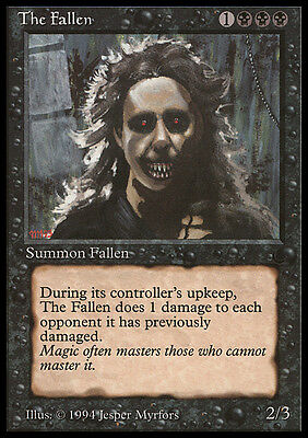 L'Invasato - The Fallen MTG MAGIC TD The Dark Eng/Ita