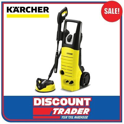 Karcher High Pressure Cleaner 1.7kW 1800 PSI K 3.450 T250 - 1.601-780.0