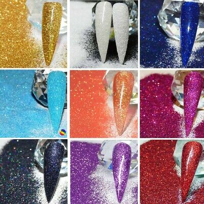 Wine Glass & Nail Art Glitter 008 Ultra Fine & Mixes 59 Colours