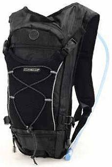 Biketek Hydration Back Pack Rucksack Bladder Water Carrier Bag Motorcycle Enduro