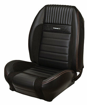 1964-1966 Mustang Deluxe Pony Sport R Seat Upholstery F/R TMI 2+2 Fastback FOAM