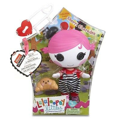 LALALOOPSY LITTLES SHERRI CHARADES #16 LITLE SISTER / GIRLS DOLL / NEW IN BOX!