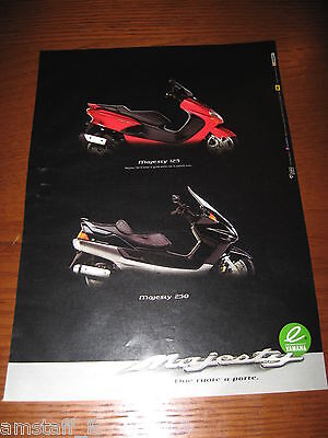 *ai49=Scooter Majesty 125/250 Toyota=Pubblicita'=Advertising=Werbung=Coupure=