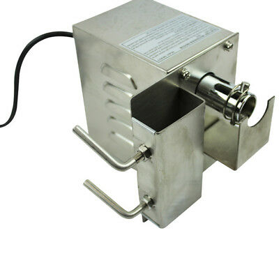 New S/S 25kg Capacity Rotisserie/BBQ Spit Motor  to suit 22mm Round Skewer Rod -