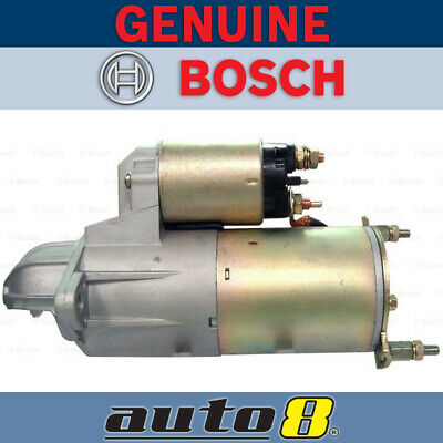 Bosch Starter Motor fits Holden Astra TS AH TR 1.8L 2.0L Petrol 98-10 Auto Only