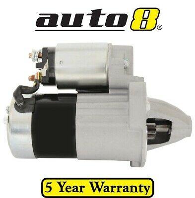 Brand New Starter Motor to fit Ford Laser KN, KQ 1.6 & 1.8L Petrol 1999 to '02