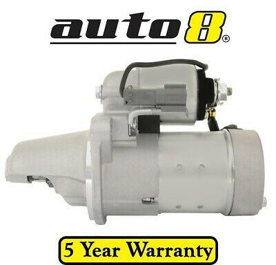 Brand New Starter Motor to fit Nissan Pulsar N15 1.5L & 2.0L Petrol '95 to '00