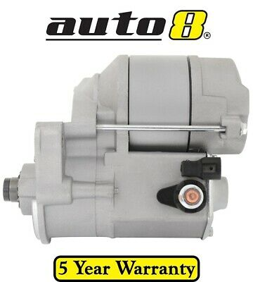 New Starter Motor to fit Toyota Hiace 1.8L (2YC) & 2.0L (3Y) (3YU) '82 to '89