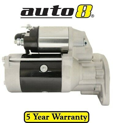 Brand New Starter Motor to fit Holden Colorado 3.0L Turbo Diesel '08 to '12