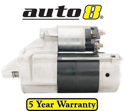 Brand New Starter Motor to fit Daihatsu Applause 1.6L Petrol 1989 to 1999