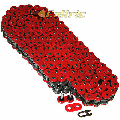 O-Ring Drive Chain Fits Bombardier Canam Ds650 Ds650X 2004 2005 2006 2007 Red