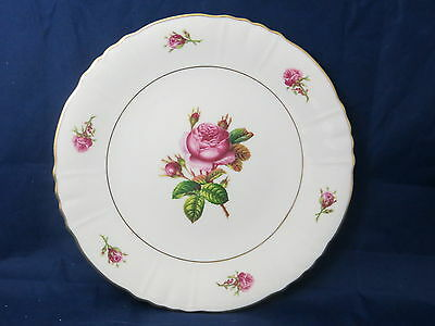 SYRACUSE CHINA - Victoria - Rose Center - DESSERT PLATE - 35A