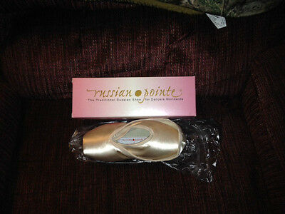 Russian Pointe Ballet Shoes Multiple styles and sizes