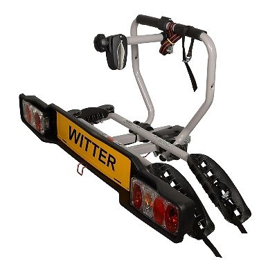 Witter ZX202 Tow Bar Mounted 2 / Two Bike Cycle Carrier