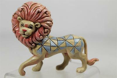Jim Shore 'Mini Lion' Figurine from the Zoo Animal Collection  #4037662  NWT
