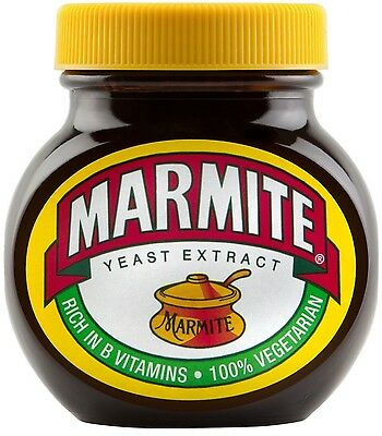 Marmite traditional Jar-250g- Worldwide from Britain UK