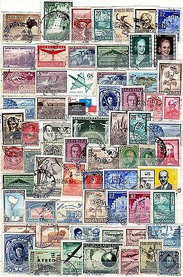 Lot Argentinien o ( 31057 )