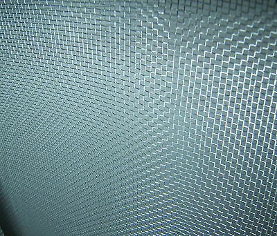 60x60cm PHIFER FINE WOVEN  ALUMINIUM INSECT FLY SCREEN MODELLING MESH 1.5mm