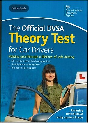 DSA Theory Test for 2020 Car Drivers Book DVLA ISBN :  9780115532313 *Thry