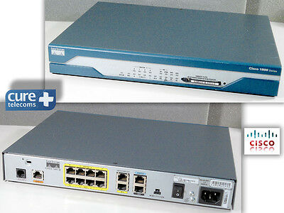 CISCO 1801 M Integrated Services Router