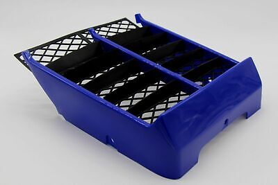 NEW Vito's Performance Yamaha Banshee plastic radiator cover & grill BLUE