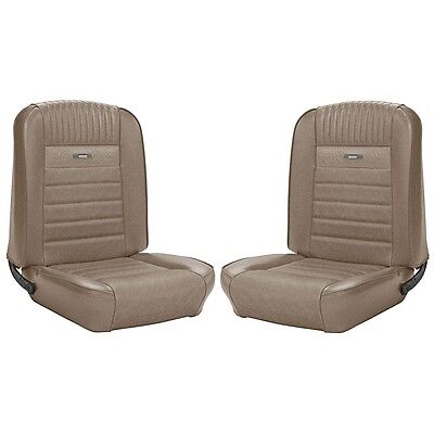 1964 1965 1966 Mustang Convertible Front Rear Seat Covers Palomino TMI In Stock