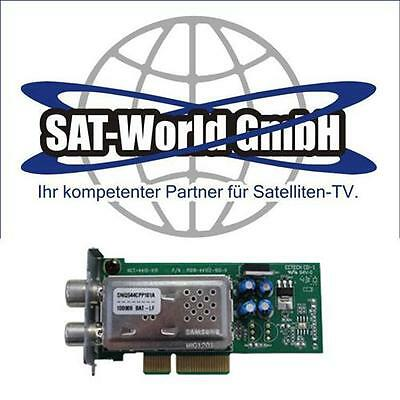 DVB-C Kabel Tuner für Receiver Atemio / Atevio / Octagon / Openbox /Optibox etc.