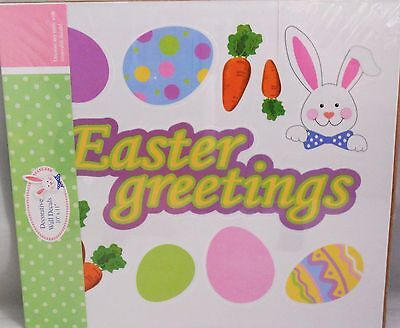 Decorative Wall Decor  Easter Greetings