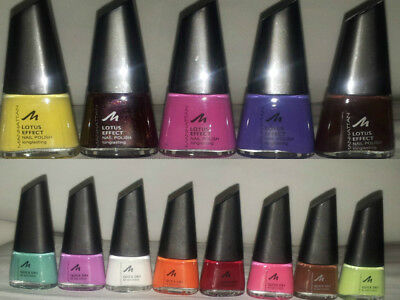 Manhattan  Nail Polish Varnish  *new*  Choose A Shade