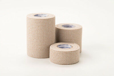 50mm x 4.5m Elastic Adhesive Sports Strapping Tape - 10 rolls