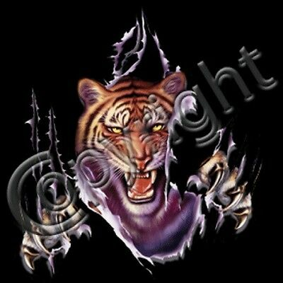 Rip Out Lion T Shirt You Choose Style Color Up to 4XL 10217 Size