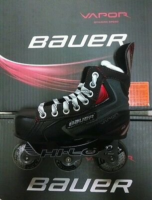 Bauer X40 Inline Roller Hockey Skates Youth Sizes