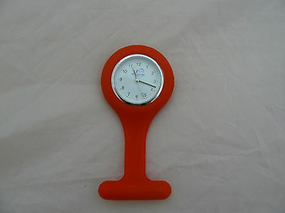 FunkyFobz Red Silicone Fob Watch