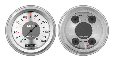Classic Instruments 51-52 Chevy Car Package w/ All American Gauges Dash Insert
