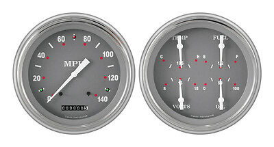 Classic Instruments 51-52 Chevy Car Package w/ SG Series Gauges Dash Insert