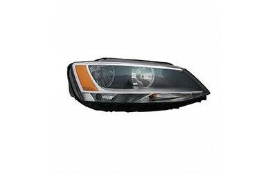 Right Side Replacement Headlight 11-12 For Volkswagen Jetta 5C7 941 006