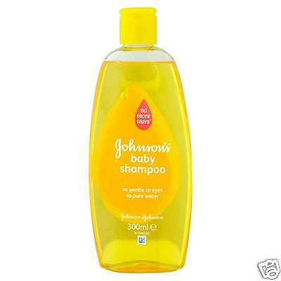 Johnsons Baby Shampoo no more tears 300ml Johnson & Johnson UK