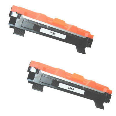 2xToner compatible non-oem TN-1050 TN1050 para Brother DCP-1510 DCP-1512 HL-1110