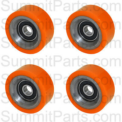 4Pk - High Quality Orange Drum Roller Bearing For Huebsch/sq/ipso - 70298701P
