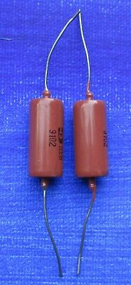 "PAIR "" UPGRADE "" Guitar Tone Capacitor / Cap for P-90 Pickups P90"
