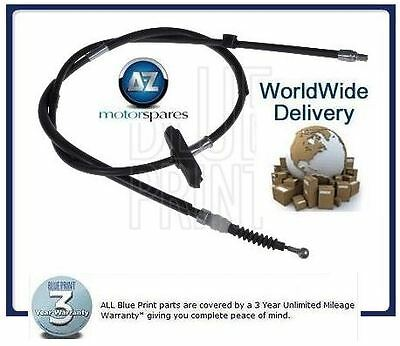 For Chevrolet Cruze 1.6 1.8 2.0Dt 2009--> Rear Left Or Right Hand Brake Cable