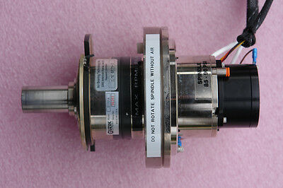 Guzik S1701A  Air Bearing Spindle W Linear Actuator