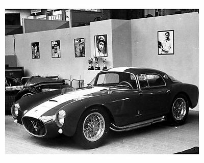 1953 Maserati Factory Photo uc5569