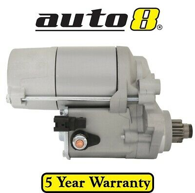 New Starter Motor to fit Lexus LX470 UZJ100R 4.7L Petrol 2UZ-FE 1998 to 2000