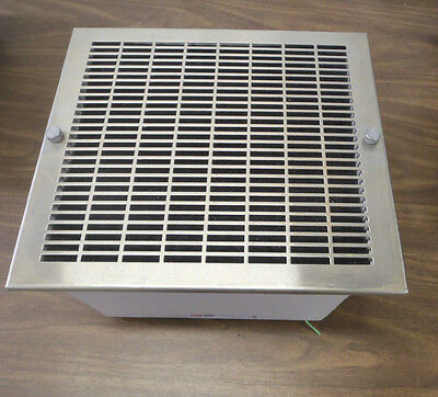 HOFFMAN ENCLOSURES  TFP101SS  Enclosure Cooling, Filter Fan, Stainless Steel